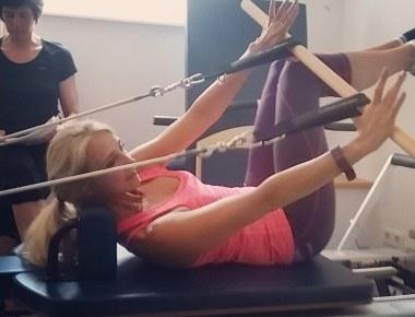 STOTT Pilates Reformer Workshop