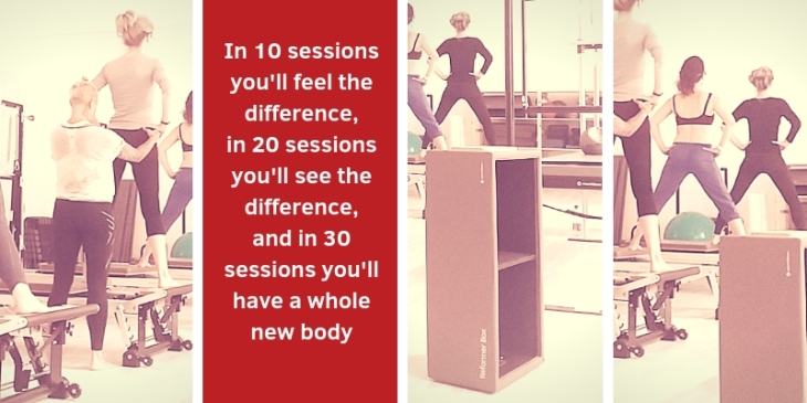 Pilates Group classes on Reformer in Vienna