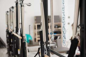 Pilates Studio Classes Vienna