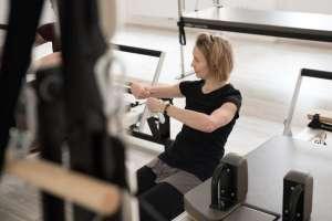 Pilates Studio Classes Vienna