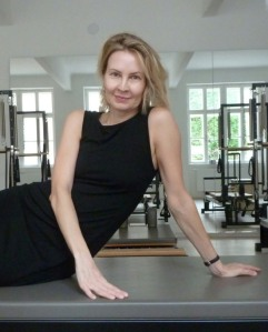 Olga Novikova Pilates Trainer Vienna